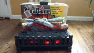 Duraflame Electric Fireplace Insert Heater - BRAND NEW!