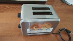 Stainless Steel Cuisinart Toaster (Great Condition)