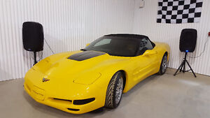 2000 Chevrolet Corvette Sport Convertible