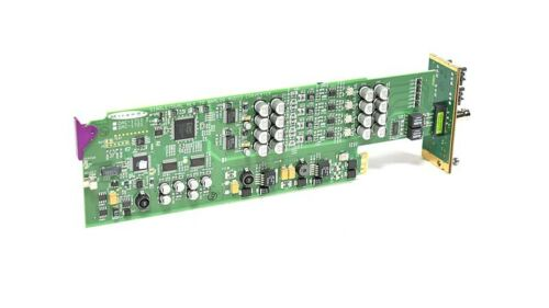 Miranda DAC-1721 Dual AES to analog audio converter BNC DAC-1721-75-DRP Densite