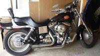 Harley-Davidson FXDWG 2001