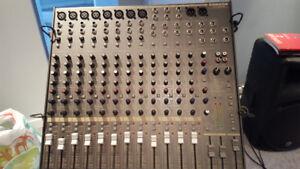 Samson MDR 1688 mixer (Reduced)