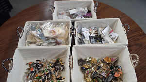 $200 - Huge Fashion Jewellery Lot for Resellers or Crafters