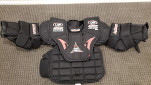 Goalie Chest Protector McKinney – Pro Spec 370 Youth