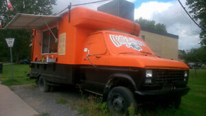 Chip wagon for sale