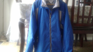 North End men's jacket size large