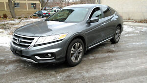 2014 Honda Accord Crosstour Touring Hatchback