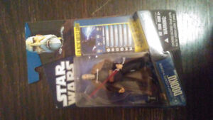 Star Wars Figurine collection (The Clone Wars) 10$