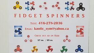 Fidget Spinners / Guelph