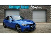 2012 62 BMW 3 SERIES 2.0 320D M SPORT 4D 181 BHP M PERFORMANCE DIESEL