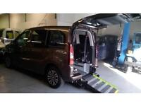 2013 Peugeot Partner Tepee Diesel Disabled Wheelchair Accessible Vehicle