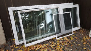 Durabuilt residential windows - used <1yr, good condition!