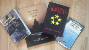 Four Great War / Military Books for one price
