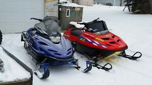 2 sleds for sale or trade