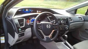 2013 Honda Civic Sedan - 2 year MVI
