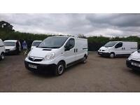 Vauxhall Vivaro 2.0CDTi ( 90ps ) ( Euro IV ) 2700 SWB. FSH & 126000 miles,