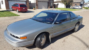 1994 Oldsmobile Cutlass Supreme Coupe (2 door)- $2000 OBO