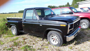 1981 ford f150 302 flaire side