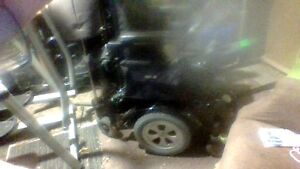 ELECTRIC POWER WHEELCHAIR ONLY 450.00 OBO