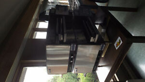 2 LINCOLN COUNTERTOP CONVEYER PIZZA OVEN