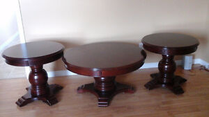 Coffee table 3 piece set