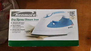 Steam Dry Iron