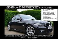 2011 BMW 3 SERIES 320D M SPORT AUTO SALOON DIESEL