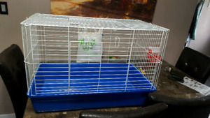 Small animal wire cage