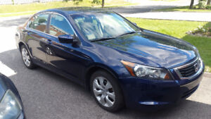 2008 honda accord $7550 (145km) safety and emission