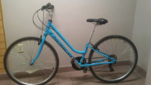 Norco hybrid women's bicycle