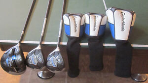 Taylor Made Bois SLDR Gaucher #1,#3,#5