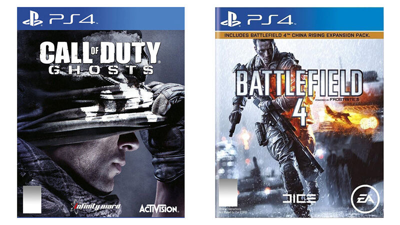 Call of Duty' vs. 'Battlefield' Pros and Cons