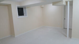 Brand new 2 Bedroom basement apartment.
