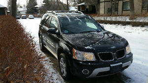 2007 PONTIAC TORRENT . AWD . V6 . SUNROOF . NEW TIRES