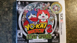 Yo-Kai Watch 2: Bony Spirits for sale (3DS)