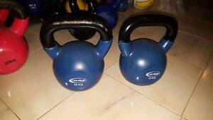 Gym Exercise Equipment weights mats kettlebells balls Beacon Hill Manly Area Preview