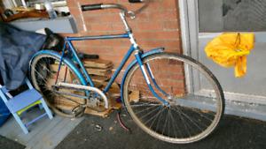 Antique Bike and old bike