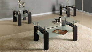 Brand New  3 Piece Coffee Table Set (Pay On Delivery)