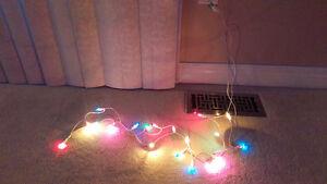 MINT Christmas Lights - 20 Lights - 5 Feet