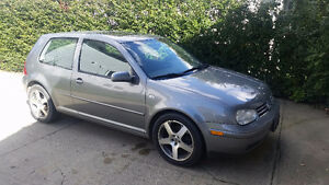 2003 Volkswagen GTI 1.8L Coupe (2 door)