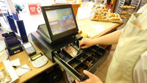 AFFORDABLE POS SYSTEM & CASH REGISTER FOR RETAIL STORE AT SALE !