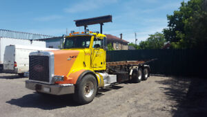 ROLL OFF TRUCK as is 49,500.00 O.B.O.