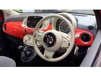 2016 Fiat 500 1.2 Lounge Facelift Model Main Manual Petrol Hatchback