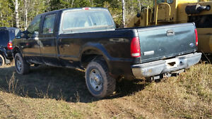 parting out 2005 ford f250 4x4