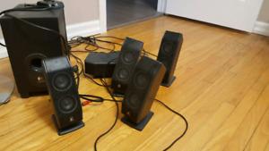Surround sound pc