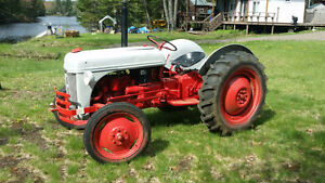 Tractor 8N 1949