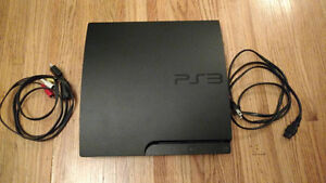 Sony PS3 320g barely used
