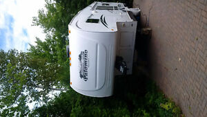 Palomino Fifth Wheel Re 830 Re Ultra light thourobred