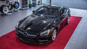 2013 Mercedes-Benz SL550-Class Coupe Convertible With AMG packag