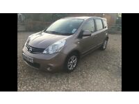 2009 Nissan Note 1.6 Automatic Acenta